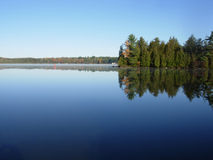 Calm Lake Stock Images