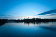 Calm lake Royalty Free Stock Image