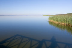 Calm lake Royalty Free Stock Photo