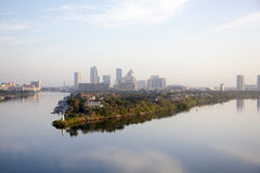 Calm Morning In Tampa Royalty Free Stock Photo