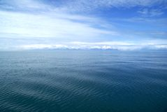 Calm Ocean Royalty Free Stock Photo