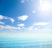 Calm ocean Royalty Free Stock Images