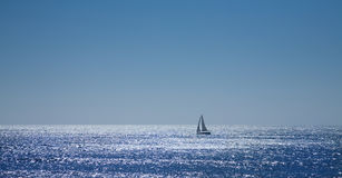 Calm ocean Royalty Free Stock Photos