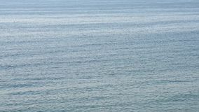 Calm Ocean Water. Waves Surface stock footage