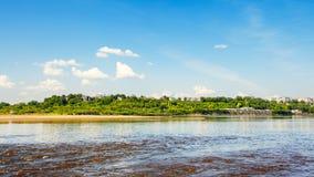 Calm River Royalty Free Stock Photos