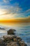 A calm sea Royalty Free Stock Photography