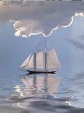 Calm Sea Royalty Free Stock Photos