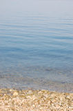 Calm sea background Royalty Free Stock Photo