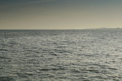 The calm sea Royalty Free Stock Photo