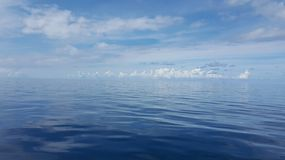 Calm sea Stock Photos