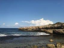 A calm sea. Stock Photography