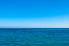 Calm sea Royalty Free Stock Image