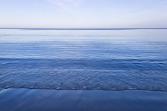 Calm sea. Stock Photography