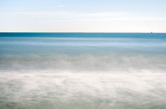 Calm sea Stock Image