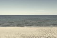 Calm sea morning Stock Photography