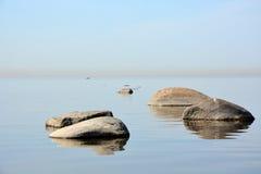 Calm sea Stock Photography