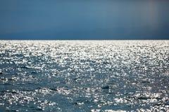 Calm sea before the storm Stock Photos