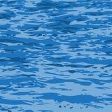 Calm_sea_surface illustration de vecteur