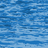 Calm_sea_surface διανυσματική απεικόνιση