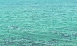 Calm sea surface Stock Photos