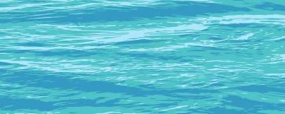 Calm_sea_surface_texture ελεύθερη απεικόνιση δικαιώματος
