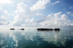 Calm Sea Royalty Free Stock Photography
