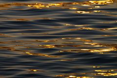 Calm Sea wave sunset view blue water ocean. Istanbul marmara sea, sunset on the islands stock photos
