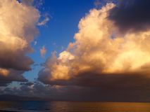 Calm after the Storm Royalty Free Stock Photo