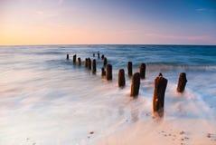 Calm sunset Royalty Free Stock Image