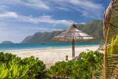 Calm Tropical Beach Stock Image