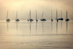 Calm, Water, Sky, Horizon Stock Photos