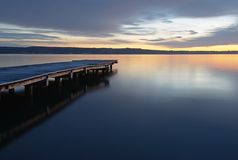 Calm Waters Royalty Free Stock Photography