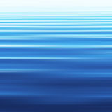 Calm waters. Illustration of a calm water surface Royalty Free Stock Photo