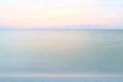 Calm waters. Stock Photography