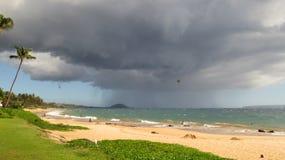 Calma antes de la tormenta Fotografía de archivo