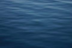 Calma azul grande Foto de Stock Royalty Free