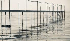 Calma de las vacaciones de verano en Dinamarca Imagen de archivo
