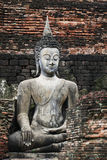 Calma di Buddha Fotografia Stock