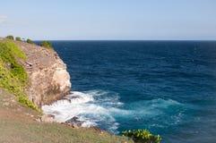 Calma do mar Fotos de Stock Royalty Free