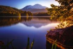 Calma pura Foto de archivo libre de regalías