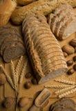 Calmas del pan: Variedad Foto de archivo libre de regalías