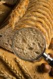 Calmas del pan: Variedad Foto de archivo