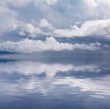 Calme après tempête Photo libre de droits