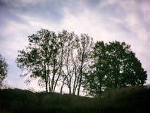 Calme Autumn Pond photos stock