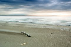 Calme avant la tempête photographie stock libre de droits