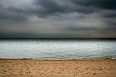 Calme avant la tempête Image libre de droits