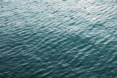 Calme de l'eau photographie stock libre de droits