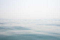 Calmi l'oceano Fotografia Stock Libera da Diritti