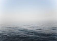 Calmi l'oceano Immagini Stock