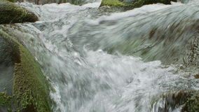 Calming Stream With Sound - Clip 3 stock footage